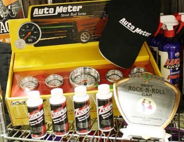 GOODY BAGS For Our September Vintage Fridays Car Show BBQ Provided By Edelbrock