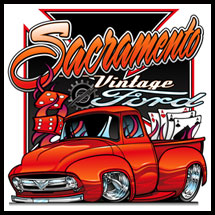 Sacramento Vintage Ford